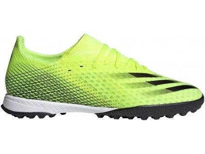 Kopačky adidas X GHOSTED.3 TF (Velikost 39 1/3 EU)