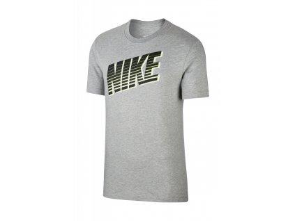 Pánské triko Nike Sportswear Tee Block (Velikost 2XL)