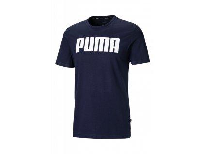 Pánské triko Puma Peacoat (Velikost L)