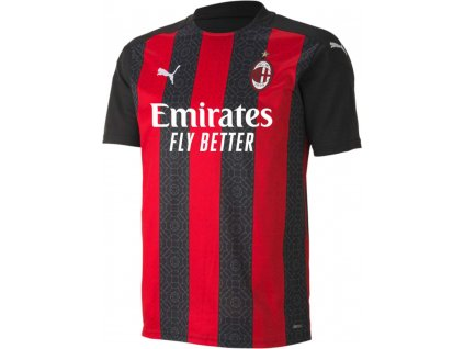 Pánský dres Puma AC Milán 2020/2021 domácí (Velikost M)
