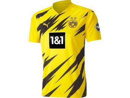 Pánský dres Puma Borussia Dortmund Replica 2020/21 domácí (Velikost L)