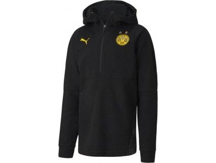 Dětská mikina Puma Borussia Dortmund Hoody (Velikost 128)