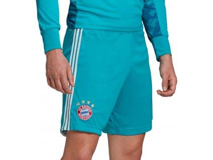 Brankárske trenky adidas FC Bayern Munchen 2020/21 (Velikost 3XL)