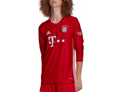 Dres adidas FC Bayern Mnichov 2020/21 domácí (Velikost 2XL)