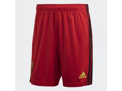 Pánské trenky adidas Belgie 2020/21 domácí (Velikost 2XL)