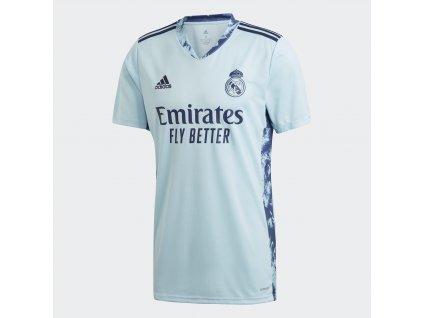 Pánský brankářský dres adidas Real Madrid CF 2020/21 domácí (Velikost 2XL)