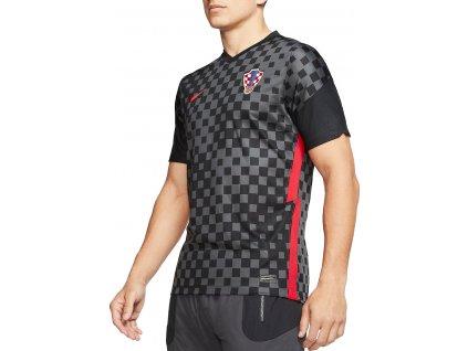 Tričko Nike Chorvatsko Breathe Stadium 2020 Away (Velikost 3XL)