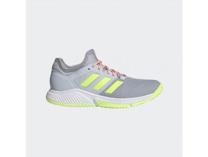 Dámská halová obuv adidas Court Team Bounce (Velikost 36 2/3 EU)