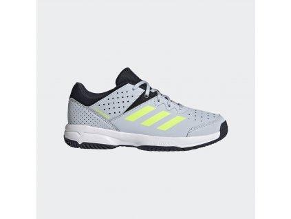 Dětská halová obuv adidas Court Stabil (Velikost 32 EU)