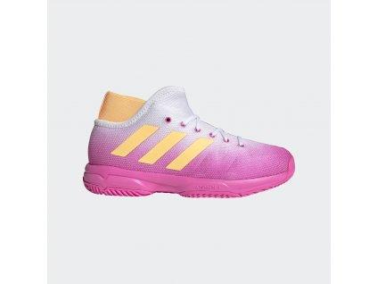 Dětská tenisová obuv adidas Phenom (Velikost 32 EU)