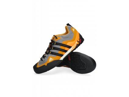 Pánská outdoorová obuv adidas Terrex Swift Solo (Velikost 36 2/3 EU)