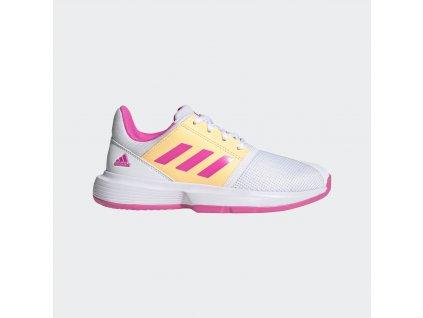 Dětská tenisová obuv adidas CourtJam (Velikost 32 EU)