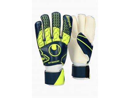 Brankářské rukavice Uhlsport Soft RF (Velikost 10)