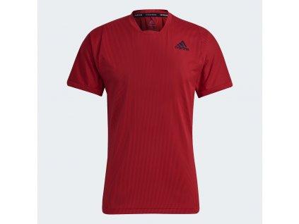 Pánské triko adidas Tennis Primeblue Freelift (Velikost 2XL)