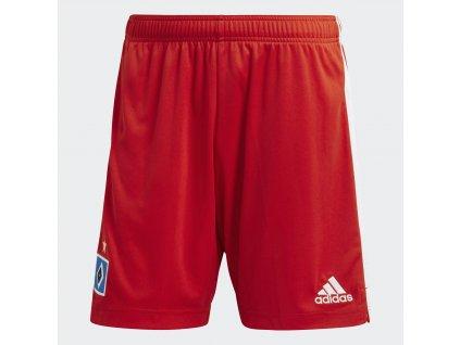 Pánské šortky adidas Hamburger SV 20/21 domácí (Velikost 2XL)