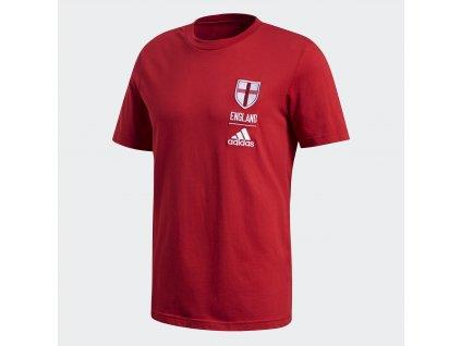Pánské tričko adidas England (Velikost 2XL)