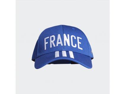 Kšiltovka adidas France (Velikost Dámské M)