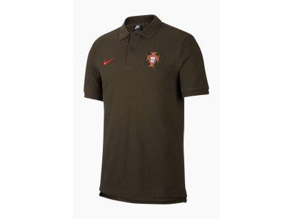 Pánské polo triko Nike Portugalsko (Velikost L)