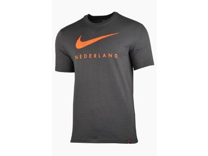 Pánské triko Nike Holandsko Tee Ground (Velikost L)