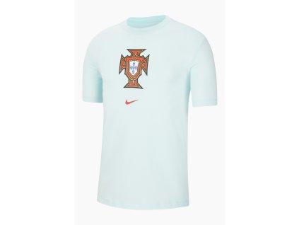 Pánské triko Nike Portugalsko Tee Crest (Velikost 2XL)