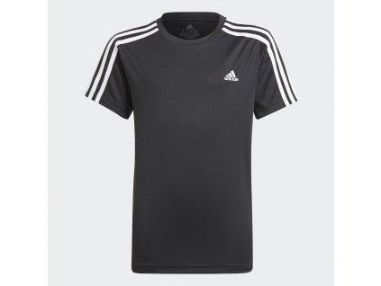 Pánské triko adidas AEROREADY 3-Stripes (Velikost 104)