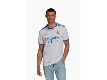 Pánský dres adidas Real Madrid CF Replica 2021/22 domácí (Velikost L)