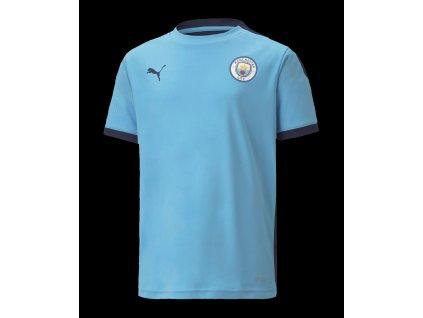 Dětský tréninkový dres Puma Manchester City (Velikost 128)