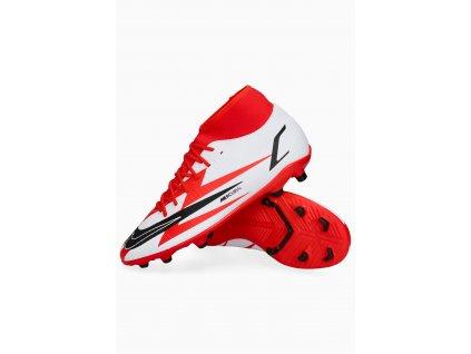 Pánské kopačky Nike Mercurial Superfly 8 Club CR7 FG/MG (Velikost 39 EU)