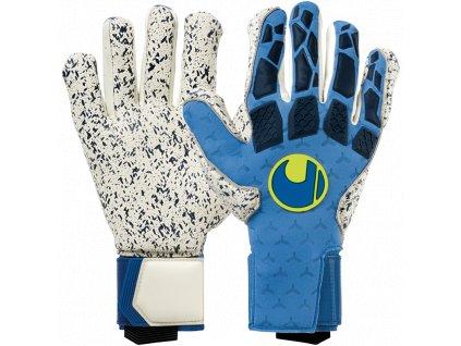 Brankárske rukavice Uhlsport HYPERACT Supergrip + HN (Velikost 7,5)