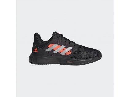 Pánská tenisová obuv adidas CourtJam Bounce (Velikost 39 1/3 EU)
