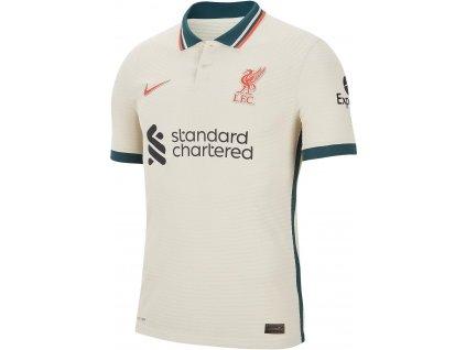 Pánský dres Nike Liverpool FC Match 2021/22 venkovní (Velikost L)