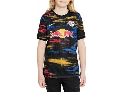 Dětský dres Nike RB Leipzig 2021/22 Stadium venkovní (Velikost M)
