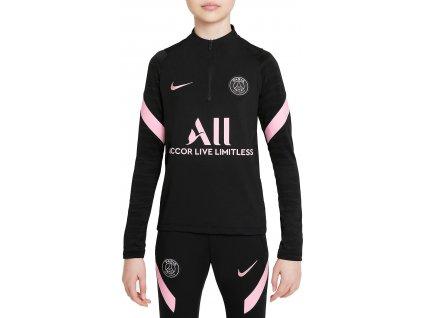 Dětský tréninkový dres Nike Paris Saint-Germain Strike (Velikost L)