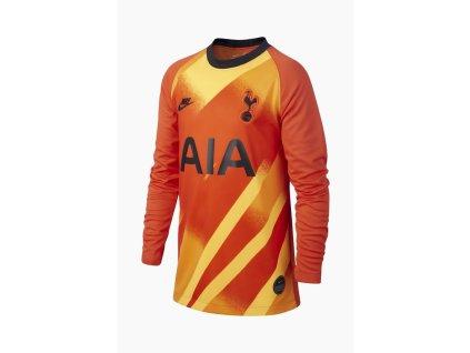 Pánský brankářský dres Nike Tottenham Hotspur 2019/20 domácí (Velikost L)