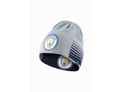 Čiapka Puma Manchester City Reversible Beanie (Velikost Unisex)