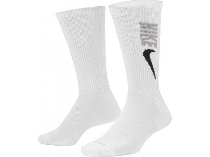 Ponožky Nike Everyday Plus 3 páry (Velikost L)