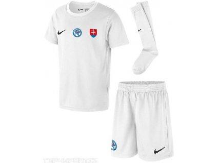 Detský komplet Nike Slovensko 2016/17 domáce (Velikost 122)