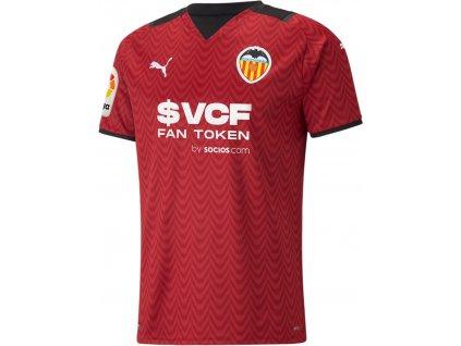 Pánský dres Puma Valencia CF 2021/22 venkovní (Velikost L)