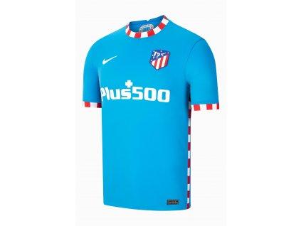 Pánský dres Nike Atletico Madrid 21/22 Stadium venkovní 3rd (Velikost L)