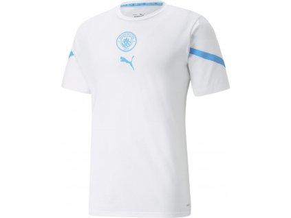 Pánský předzápasový dres Puma Manchester City (Velikost L)