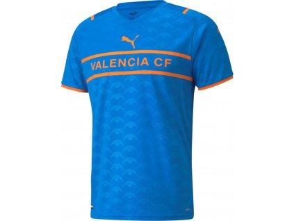 Pánský dres Puma Valencia FC Replica 2021/22 venkovní 3rd (Velikost L)