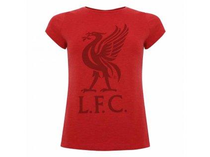 Dámske tričko Liverpool FC Livebird (Velikost M)