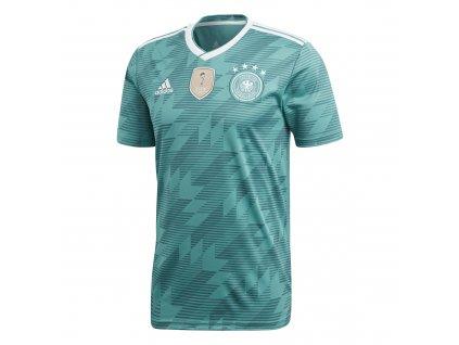 Dres Adidas Německo 2018 Venkovní (Textil ADIDAS XS)