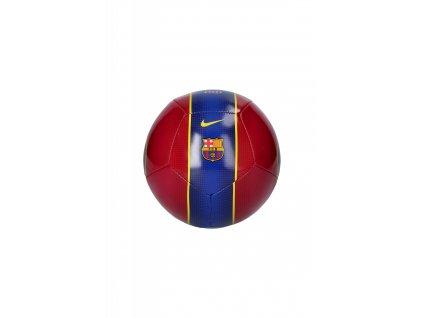 Mini míč Nike FC Barcelona Skills (Velikost 1)
