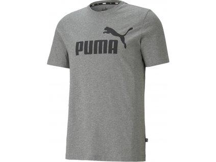 Pánské triko Puma ESS Logo (Velikost L)