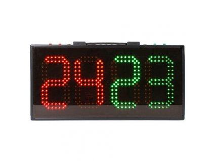Elektronická tabule pro střídání Merco LED (varianta 23323)