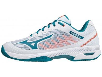 Pánská tenisová obuv Mizuno Wave Exceed SL 2 CC (Velikost 39 EU)