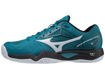 Pánská tenisová obuv Mizuno Wave Intense Tour 5 CC (Velikost 39 EU)