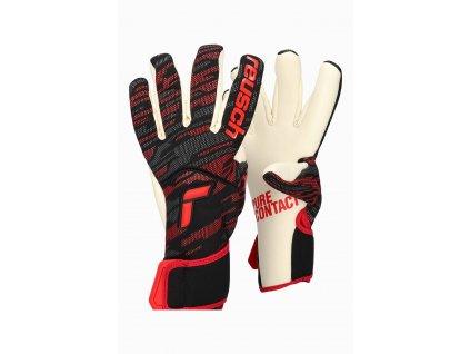 Brankářské rukavice Reusch Pure Contact Gold X GTX INFINIUM (Velikost 10)