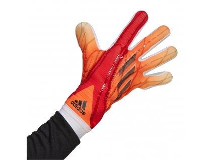 Brankářské rukavice adidas X League (Velikost 10)